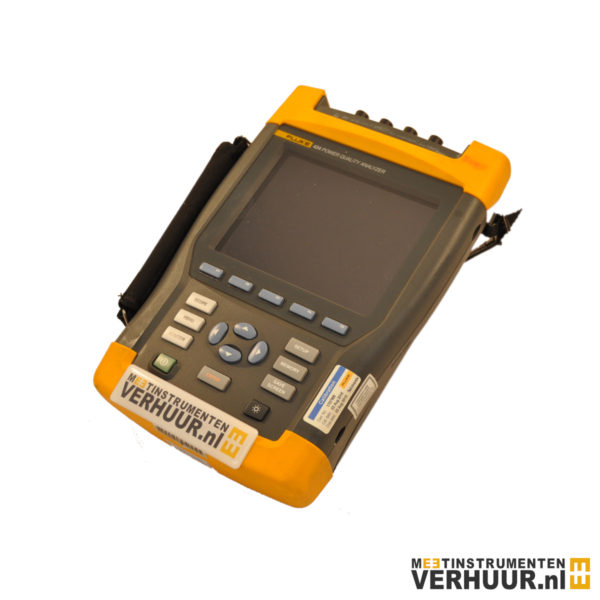 Fluke 434 Power Quality recorder 400 A