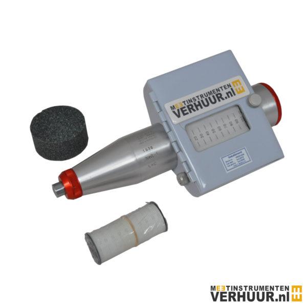 Bouw Meetinstrumenten Huren - Proceq Schmidthamer type LR