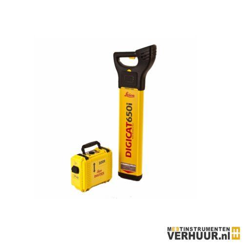 Huur uw grondkabel detector bij Meetinstrumenten-verhuur